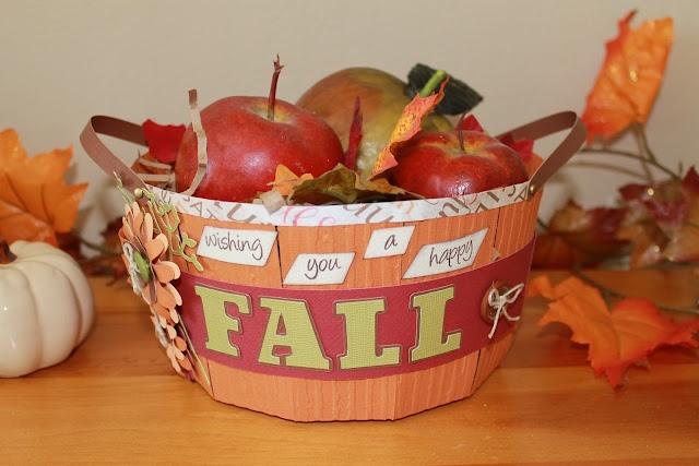 Joy's Life Design Team: Happy Fall Home Decor