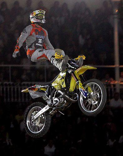 Travis Pastrana.I love motorcross. Please check out my website Thanks.  www.photopix.co.nz