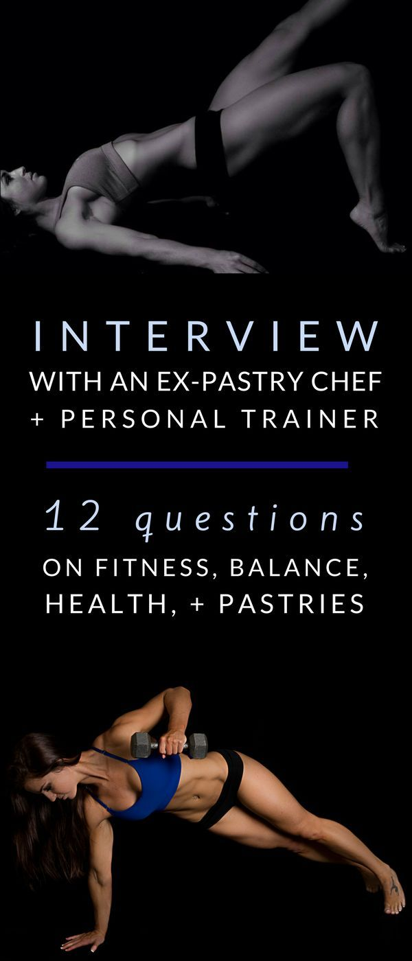 Best 25 personal trainer school ideas on pinterest personal interview with a personal trainer 12 questions on health fitness and pastries 1betcityfo Image collections