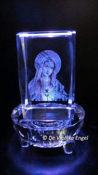 """Laserblok """"Maria Heilig Hart"""" - De Vrolijke Engel"""