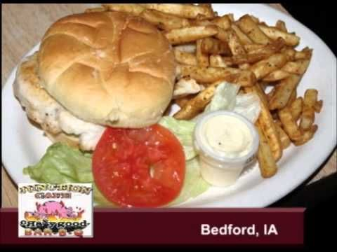 Bedford Iowa's Junction Cafe Crazy Good BBQ on Our Story's What's Cookin