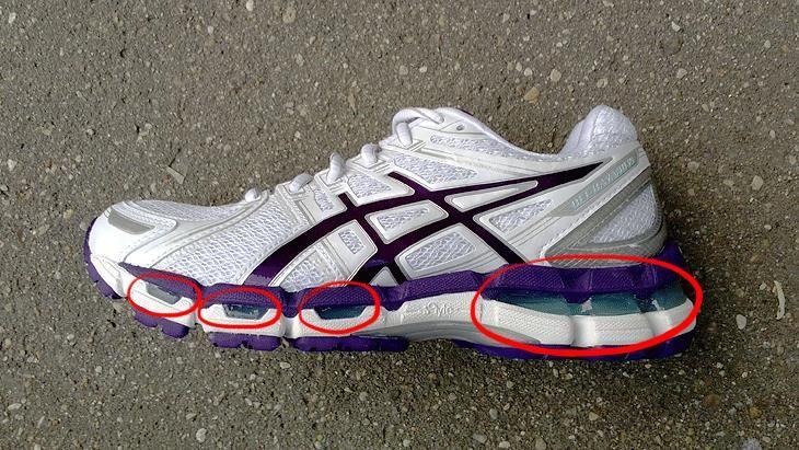 Как подобрать обувь для бега по размеру