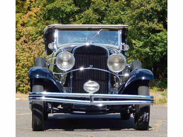 New Car. Old Car: 1930 Chrysler Model 77