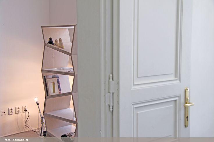 Účelnost designu - rostoucí knihovna