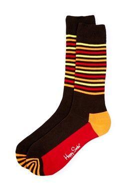 Striped Half Socks