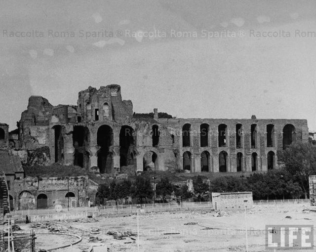 : Circo Massimo e Palatino Anno: 1940