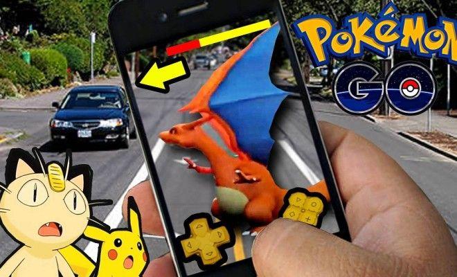 Novú mobilnú hru Pokémon GO už stihli zneužiť mladí zlodeji v USA!