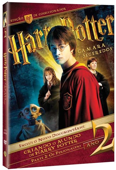 Harry Potter e a Câmara dos Segredos - Edição de Colecionador -9,99€ (fnac.pt)