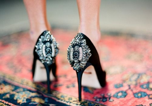 love the detail on this shoes!