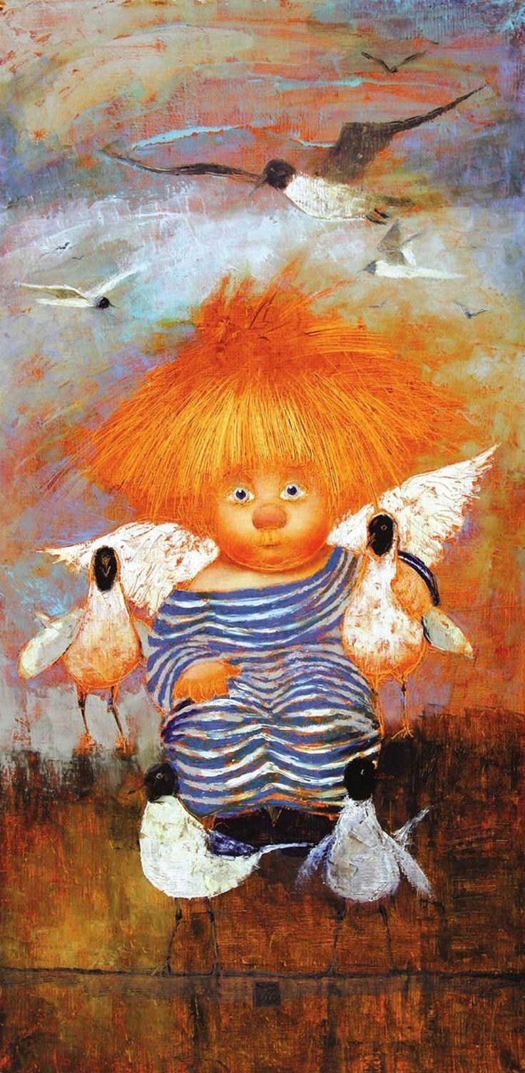 Солнечные ангелы Галины Чувиляевой. Обсуждение на LiveInternet - Российский Сервис Онлайн-Дневников