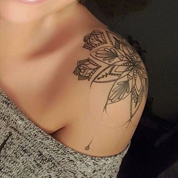 45+ Cool Shoulder Tattoo Designs