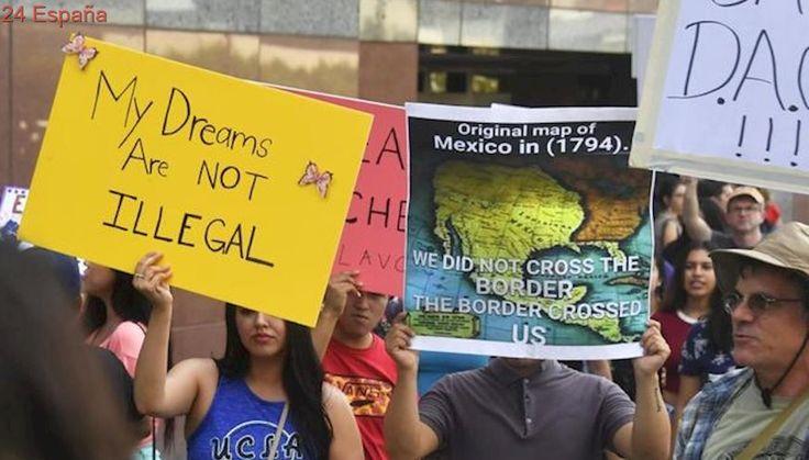 Donald Trump elimina el programa DACA que protegía a jóvenes indocumentados