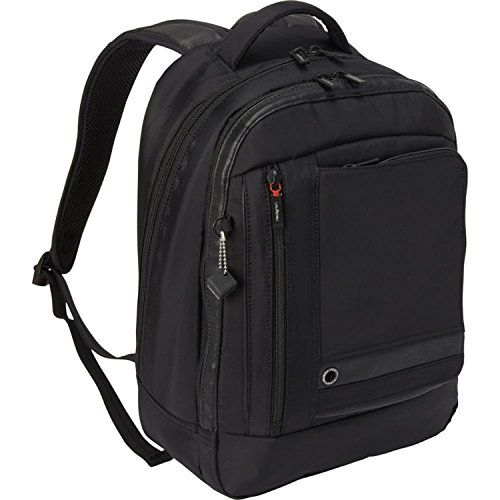 Hedgren Zeppelin Helium Backpack (Black) - Padded Laptop Bag - Very Durable Backpack - Padded Shoulder Straps For Comfortability - Best College Backpack, 2015 Amazon Top Rated School Supply Storage Boxes #OfficeProduct