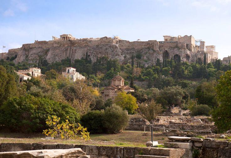 The Athens of Lore  Reveal Athens via @revealgreece