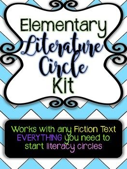Everything you need to start literacy circles in your classroom! Can be used with ANY fiction text. This product includes: Group Tracking Pages (multiple formats) Activity Ideas Cooperative Learning Group Role Cards GROUPS Anchor chart Discussion Prompt Cards