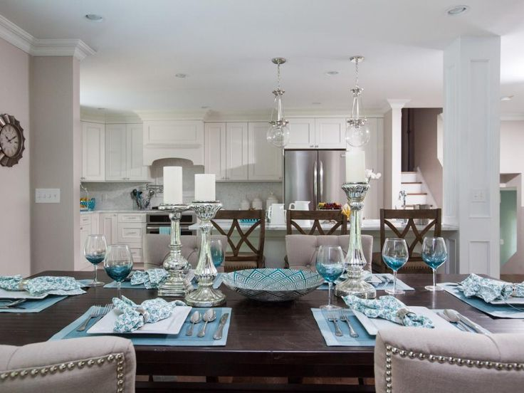 858 best hgtv shows experts images on pinterest for Property brothers dining room designs