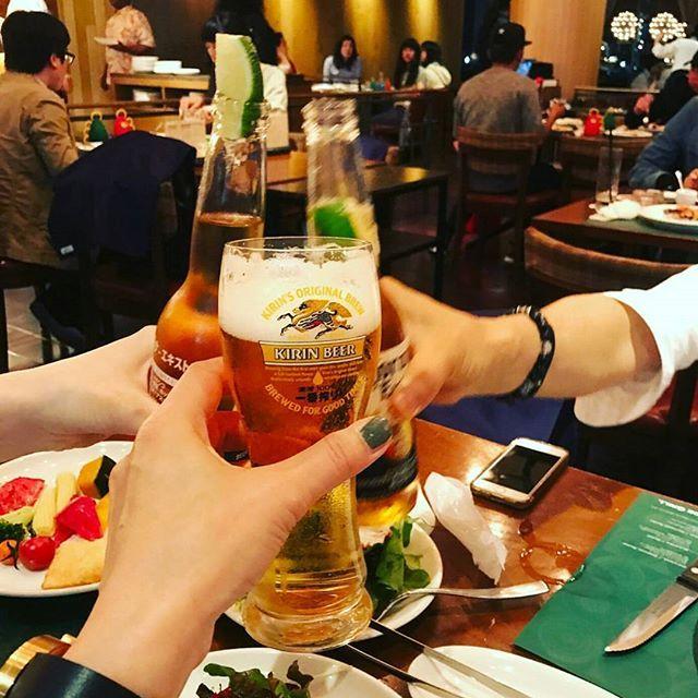 HAPPY GOLDEN WEEEEEEEEEK🍺🎶🍺🎶🍺 📷by @nanitable Thank you💓  #Regram #Repost #riograndegrill #churrasco #meat #lunch #dinner #salad #food #foodporn #beertime #yummy #alcohol #drinkup #beerstagram #beer #cheers #リオグランデグリル #シュラスコ #肉 #肉スタグラム #サラダバー #食べ放題 #ランチ #ディナー #野菜 #乾杯 #gw