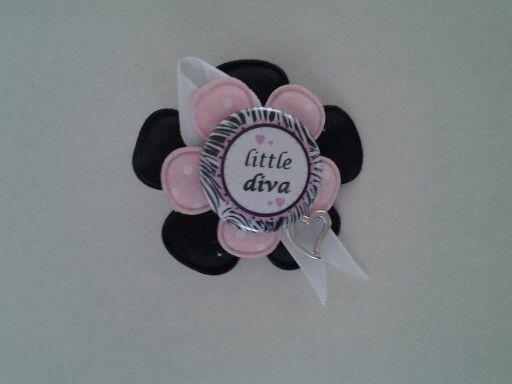 Pink little diva