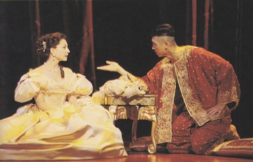 The King And I with Lou Diamond Phillips and Donna Murphy 1996 <---where can I see this? Any video?