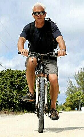 Jeremy Wade easy rider