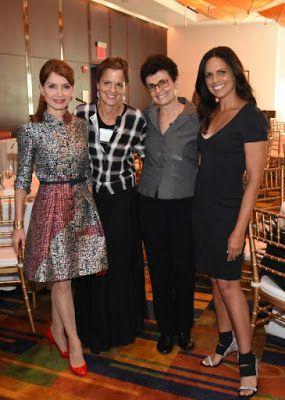 Times Square Gossip: JEAN SHAFIROFF'S ANNUAL WOMEN'S FOUNDATION FETE