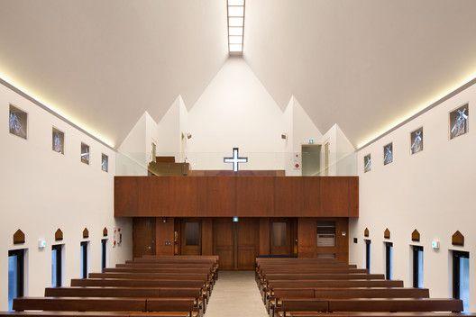 Inbo Catholic Church,© Yoon, Joonhwan