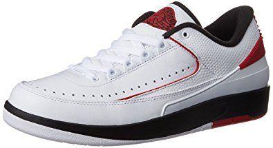 f2a72a271a3b64 Nike Jordan Men s Air Jordan 2 Retro Low Basketball Shoe (11.5 ...
