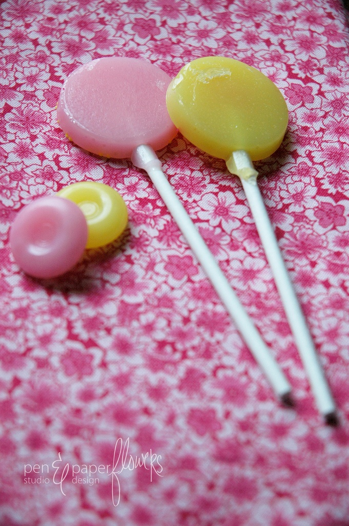 Homemade Lollipops. Homemade LollipopsLalaloopsy PartyColorful CandyHard ...