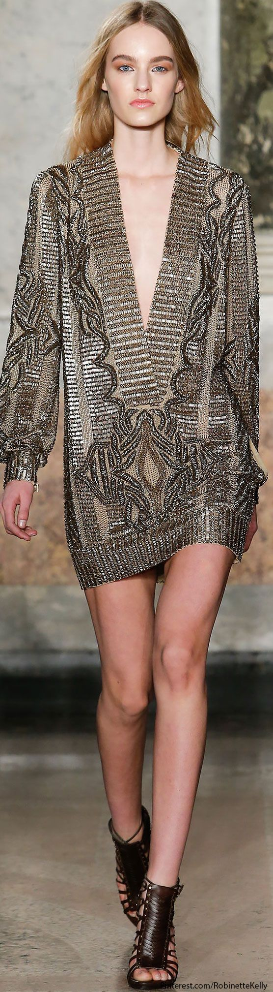 Emilio Pucci   F/W 2014 RTW, one of my favorite looks for the fall season.