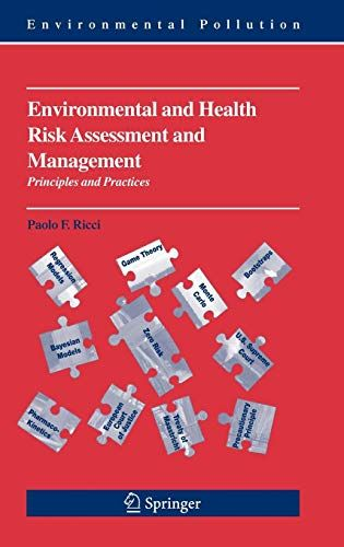 DOWNLOAD PDF] Environmental and Health Risk Assessment and