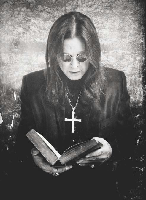 "Ozzy Osbourne (Black Sabbath)  Bruce says, ""I wonder if Ozzy has a favorite…"