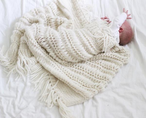 Baby Boho Blanket