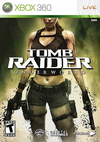 Lara Croft attempts to unravel the secrets behind Thor's Hammer in Tomb Raider Underworld.