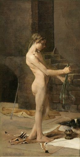 The Socerer's Slave - Google Arts & Culture