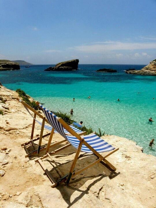 Blue Lagoon, Comino, Malta. Malta Direct will help you plan your getaway - http://www.maltadirect.com