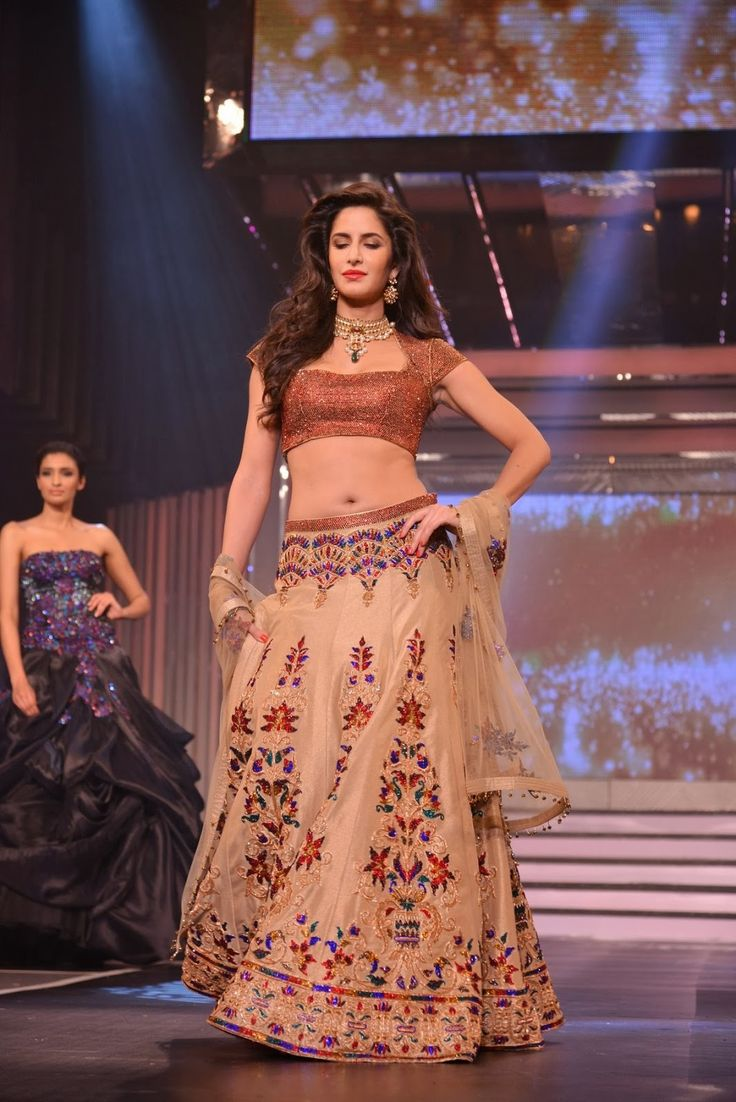 Katrina Kaif  Walk on The Ramp For Yash Raj's  Birthday Anniversary