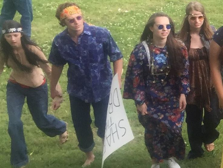 Summer of '67, hippie protesters, 1960's hippies, hippie style, hippie fashions, behind the scenes movie, Vietnam War movie, Summer of '67 movie #hippieprotest #hippiestyle #comingsoon