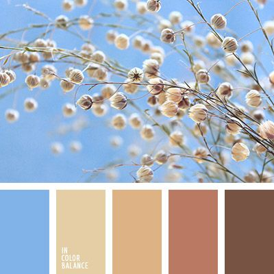 Color inspiration for design, wedding or outfit. More color pallets on color.romanuke.com.