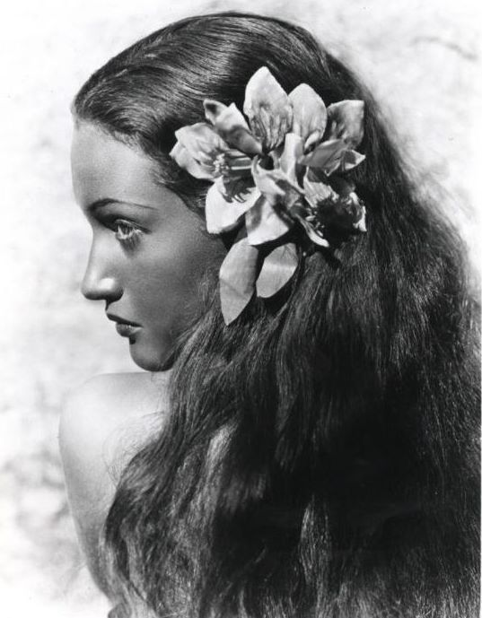 Dorothy Lamour / BornMary Leta Dorothy Slaton  December 10, 1914  New Orleans, Louisiana