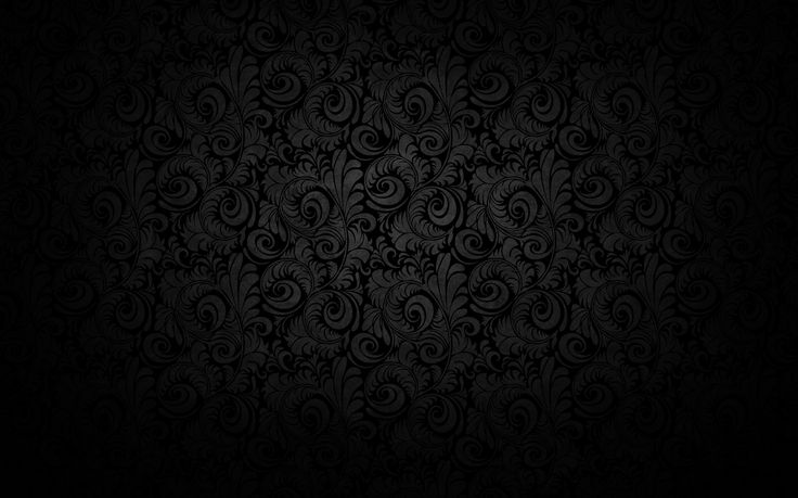 pictures of items the color black   Wallpapers - Dark black curved bloom. by lozzaaa - Customize.org