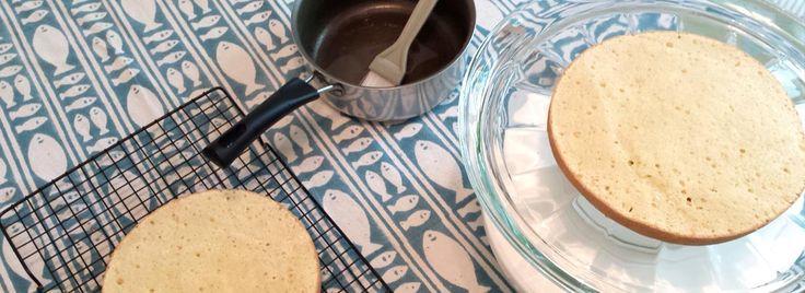 Come preparare una bagna per dolci per preparare torte di compleanno e farcire con creme al cioccolato e frutta.