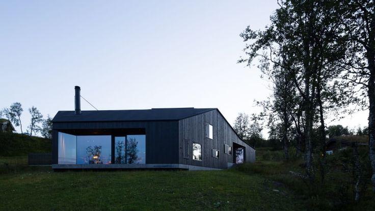 LUND HAGEM ARCHITECTS · Cabin Geilo