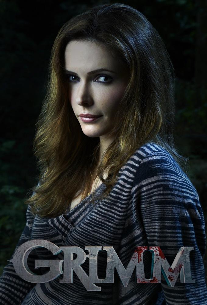 Juliette (Bitsie Tulloch) #TV #Grimm espero que mejore el personaje o la saquen de una buena vez!