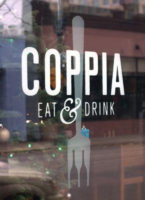 Factory North - Coppia Italian Restaurant Identity