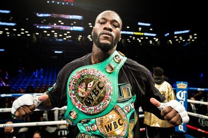 Does a Deontay Wilder Anthony Joshua fight have to take place in America? #BoxingNews #TopStoriesBoxing #allthebelts #boxing