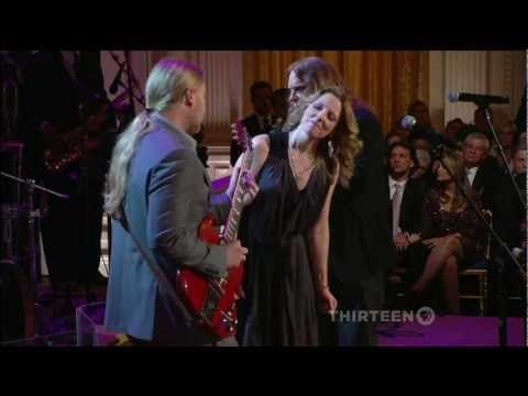 I'd Rather Go Blind - Derek Trucks & Susan Tedeschi, Warren Haynes