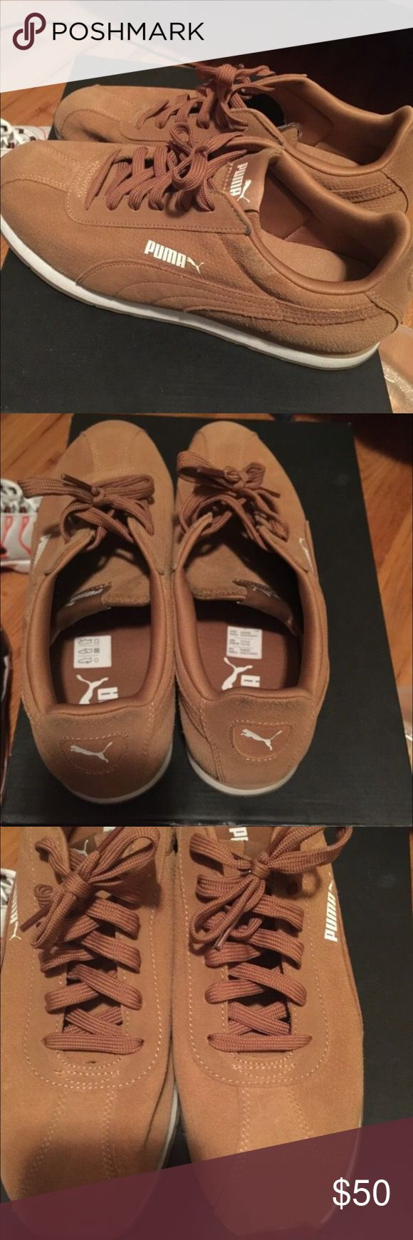 Suede pumas 9/10 condition worn 2x Puma Shoes Sneakers