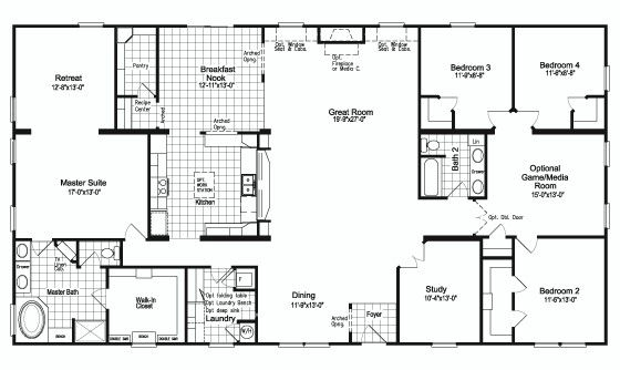 Home Details furthermore Home Details in addition Fp 05 Tx Evolution SCWD76X3 also Home Details also FloorPlan. on model clayton mobile home exterior