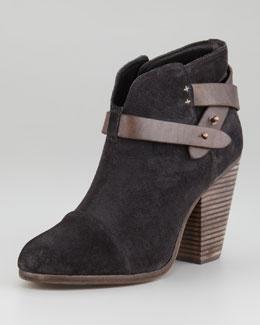 X1A7M Rag & Bone Harrow Strappy Ankle Boot