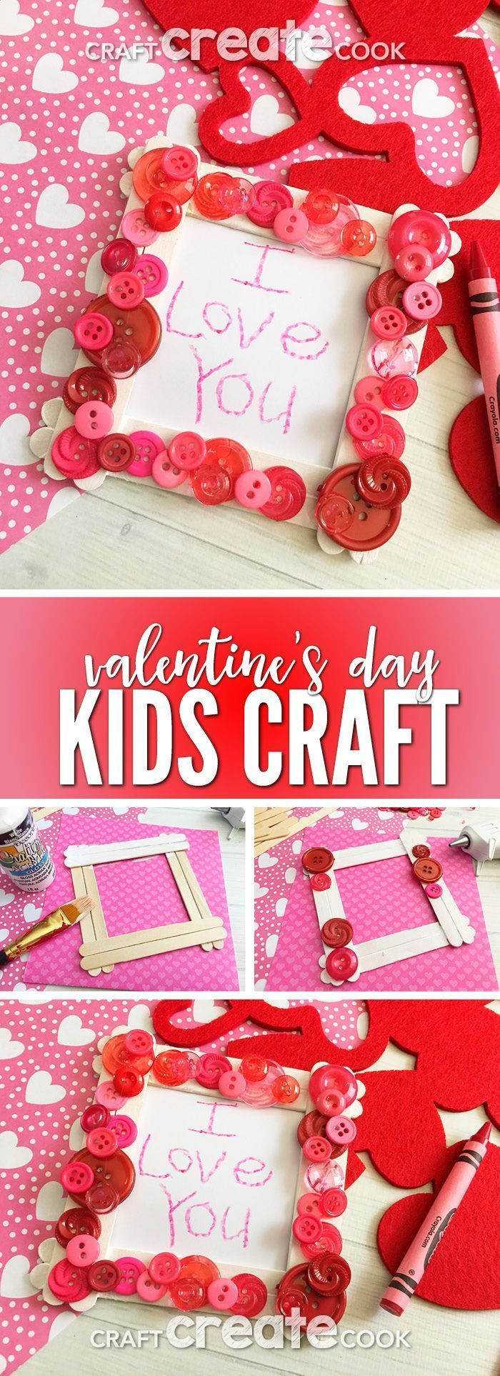Valentines Kids craft